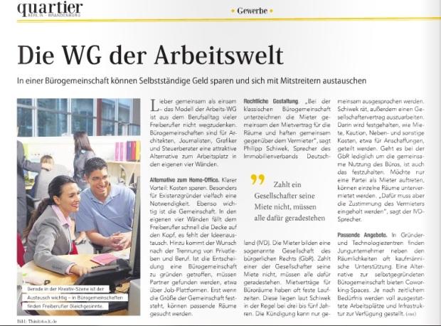 Arbeits-WG